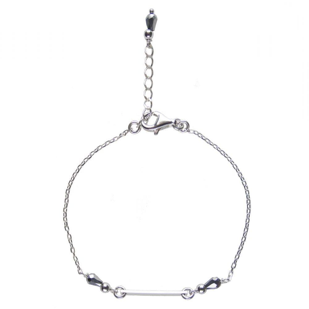 Createur Bijoux Argent Toulouse : Bracelet mila argent? argent cr?ateur de bijoux fantaisie