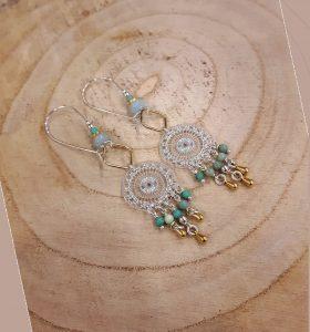 collection 2018, bijoux fantaisie, bijoux haute fantaisie, créateur de bijoux,made in France, bijoux argent 925, bracelet