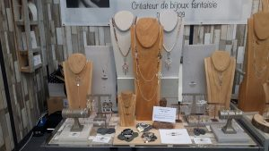 Salon Bisou, Bijoux Fantaisie, Bijoux de créateur, Bijoux Haute Fantaisie, Made in France, Antibes, Juan les pins, collection SATOE