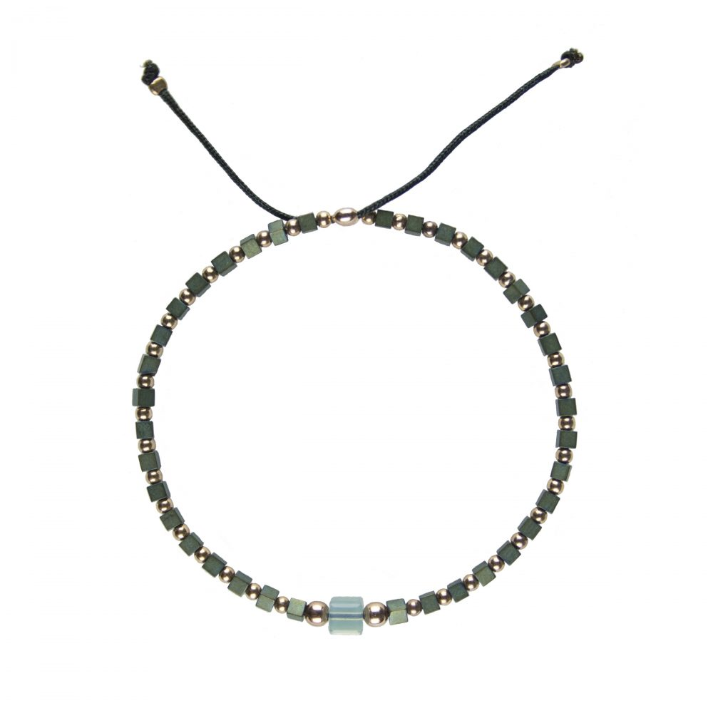 bracelet plaqué or rose, bijoux or rose, bracelet fin, bijoux haute fantaisie, bijoux de créateur