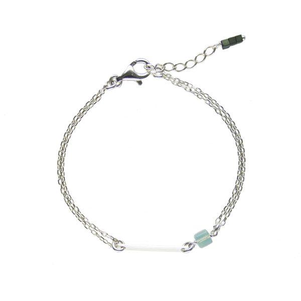 bracelet argent, bijoux argent 925, bracelet fin, bijoux haute fantaisie