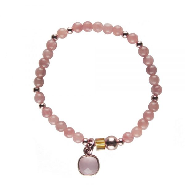 Bracelet, Nina, bijoux fantaisie, bijoux argent, bracelet argent