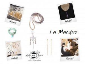 La Petite Histoire bijoux fantaisie, bijoux de créateur, made in France, Antibes Juan les pins