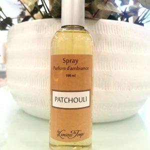 Spray d'ambiance Patchouli 100 ml